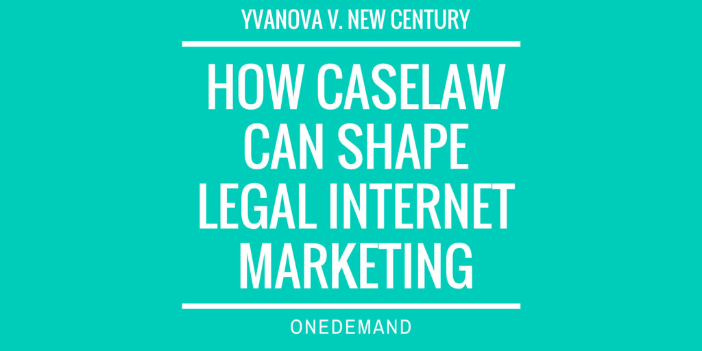 Real Estate Law Firms Yvanova New Century Legal Internet Marketing Twitter