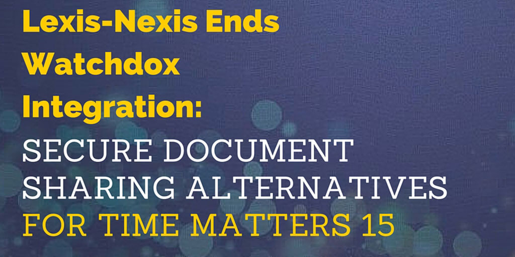 Time Matters Secure Document Sharing Alternatives Twitter