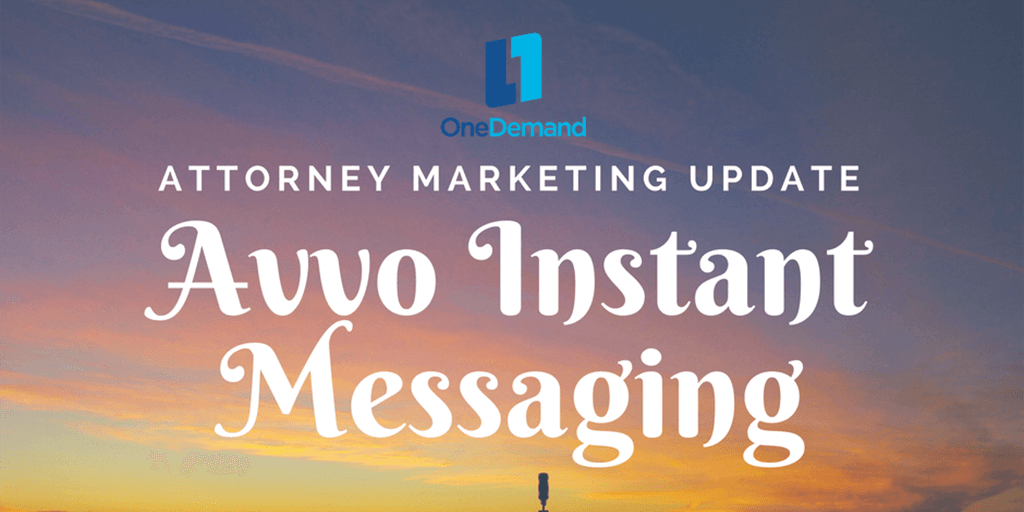 Avvo Instant Messaging