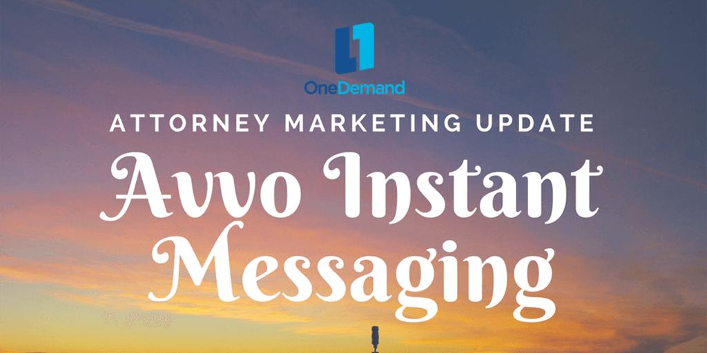 Avvo Instant Messaging